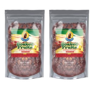 Granny Best Soaked Fruits Twin Pack