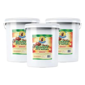 Granny's Best Soaked Fruits - 3 Buckets Bundle
